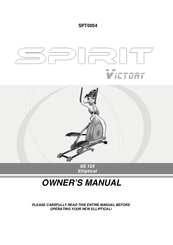 spirit xe400 manual