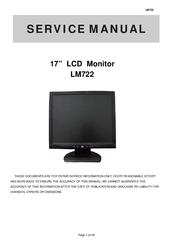 aoc lm722 manuals rh manualslib com Example User Guide Clip Art User Guide