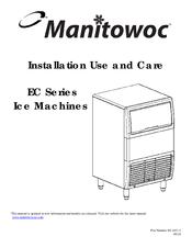 manitowoc machine manuals