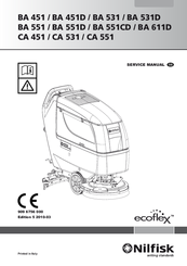 nilfisk advance ecoflex ba 531 manuals rh manualslib com nilfisk advance parts manuals nilfisk advance ba 5321 manual