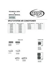 argo aespih manuals argo aes100pih technical data service manual