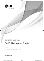 LG SH35SD-S Owner's Manual