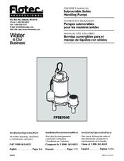 flotec fpse9000 manuals rh manualslib com