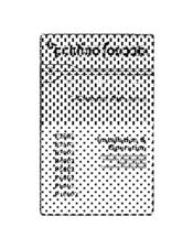 Rockford Fosgate Punch P8002 Operating Manual