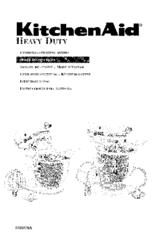Kitchenaid 5KPM5 Manuals