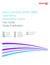 Xerox ColorQube 8580 User Manual