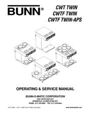 bunn cwtf twin manuals. Black Bedroom Furniture Sets. Home Design Ideas