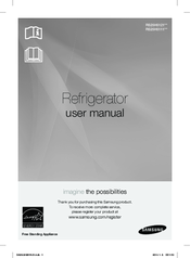 Samsung RS25H5121 User Manual