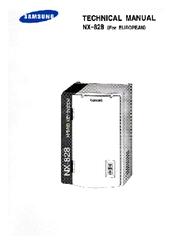 samsung nx 828 technical manual pdf download