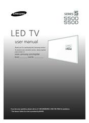 Samsung Lcd Tv Series 5 550 Manual