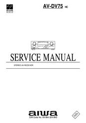 aiwa av dv75 hc manuals rh manualslib com aiwa av d58 manual D57 Schools