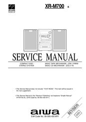 aiwa xr m700 manuals rh manualslib com  aiwa xr-m700 user manual