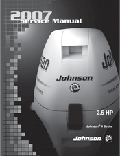 johnson j2r4suc 2007 manuals rh manualslib com