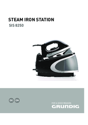 grundig sis 8250 manuals rh manualslib com Tefal Steam Iron Station Tefal Steam Iron Station
