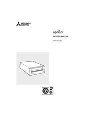Mitsubishi Electric Apricot HP DDS DRIVES User Manual