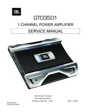 jbl gto3501 service manual pdf download rh manualslib com