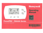Honeywell th6000 operating manual wiring library honeywell focuspro wi fi th6000 series manuals rh manualslib com honeywell th6000 operating manual honeywell th6000 fandeluxe Image collections