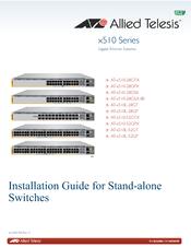 allied telesis at x510 28gtx manuals rh manualslib com Allied Telesis International Allied Telesis Distributors