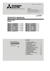 Mitsubishi msz-ga35va service manual | manualzz. Com.