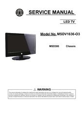 awa msdv1636 o3 manuals rh manualslib com Instruction Manual Example Operators Manual