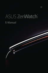 Asus ZenWatch User Manual