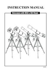 Sky-watcher EQ5 Manuals