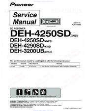 Pioneer DEH-3200UB/XNUC Manuals | ManualsLibManualsLib