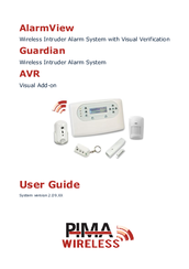 pima wireless guardian manuals rh manualslib com guardian alarm keypad manual guardian car alarm manual