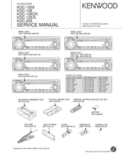 kenwood kdc 1028 manuals rh manualslib com Kenwood Radio Wiring Colors kenwood kdc 152 wiring diagram