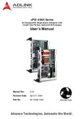 ADLINK BIOS CPCI-6820 64BIT DRIVER DOWNLOAD