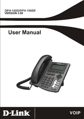 Drivers for D-Link DPH-128MS VoIP Phone