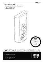 mira advance atl j97a installation manual pdf download rh manualslib com Pcoket Guide Samsung User Manual Guide