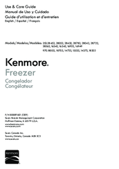Kenmore 253.28452 User Manual