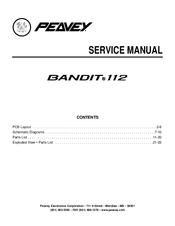 peavey bandit 112 manuals rh manualslib com Online User Guide Example User Guide