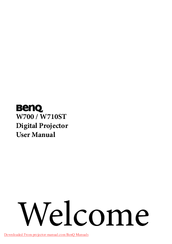 Benq w710st projector download instruction manual pdf.