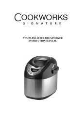 cookworks breadmaker instruction manual pdf glass dishes for meat