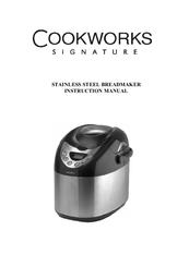 Cookworks Signature Breadmaker Manuals