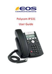 polycom soundpoint ip 331 manuals rh manualslib com polycom soundpoint ip 331 quick user guide polycom ip 331 quick user guide
