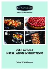 RangeMaster Elan 110 Electric User's Manual & Installation Instructions