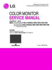 Service manuals   lg canada.