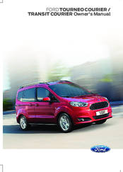 Ford Tourneo Courier Owner S Manual Pdf Download Manualslib
