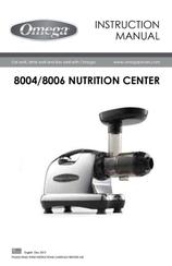 omega 8006 manuals rh manualslib com Omega Vert omega juicer 4000 instruction manual