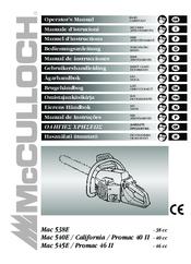 mcculloch mac 540e manuals Homelite Chainsaw Manual Worx Chainsaw Manual