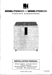 kef psw5000 manuals rh manualslib com
