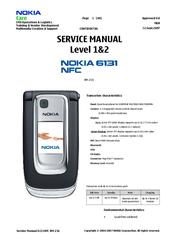 nokia 6131 nfc rm 216 manuals rh manualslib com