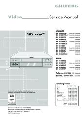 grundig xeria gv 5153 hifi manuals rh manualslib com Grundig Radios 1960s Grundig Stereo Console