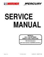 Mariner 150 Optimax Manuals Manualslib