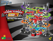 Techno Gears Marble Mania Twin Turbo Trax Manuals