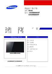 samsung ua46b8000xf manuals rh manualslib com samsung led tv manual series 6 6200/620d samsung led tv manuals online