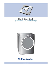 Electrolux 1Q-Touch User Manual